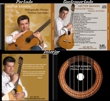 Hector Bannon CD
